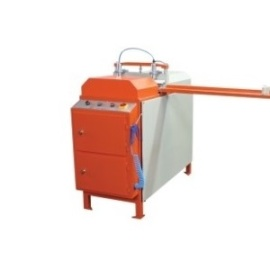 Automatic PVC Glazing Bead Saw Machine