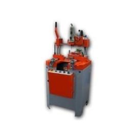 Копир фреза автоматична за пробиване и фрезоване местата за улеитеи за оттичане на водите на ПВЦ и Алуминиеви профили