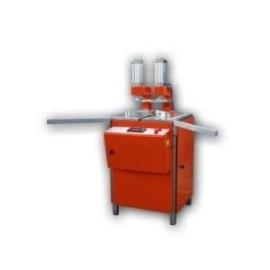 Автоматична едноглава лепачка за лепене на ПВЦ профили с нулев шев